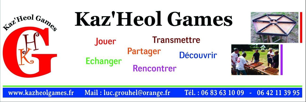 Kaz'Heol Games